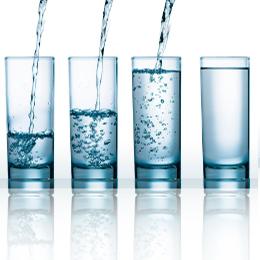 4 rodzaje wody