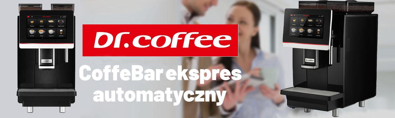 ekspres do kawy dr coffee coffeebar plus